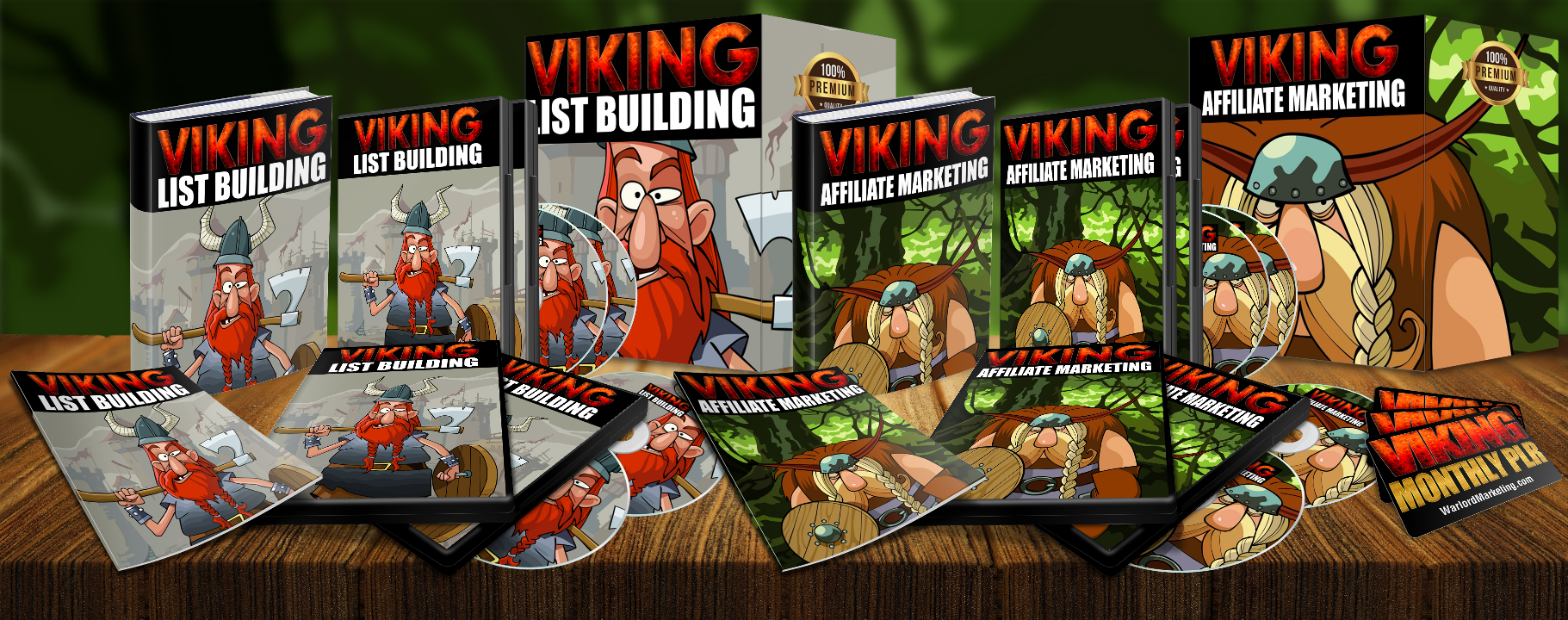 New viking plr sales warlord marketing fandeluxe Image collections